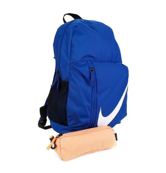 Mochila Nike Elemental Infantil 22 Litros Estojo De Brinde