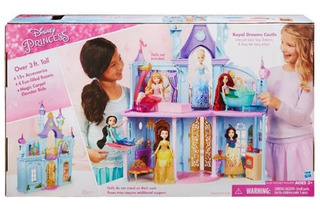 Disney Princess Royal Dreams Castle Castillo Real De Ensueño