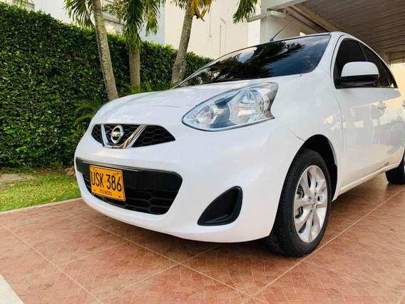 Nissan March 2017 Automático Refull