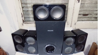 Parlantes De Home Philips