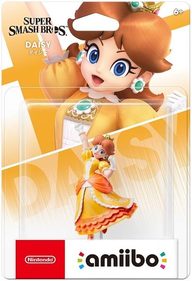 Amiibo Daisy Super Smash Bros Ultimate Mario Nintendo Switch
