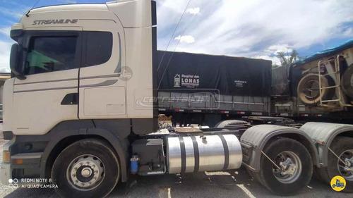 Scania Streamline 6x4