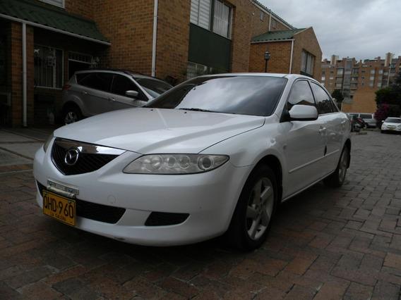 Mazda 6 At 2.0 Silleteria De Cuero