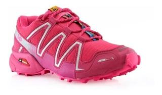 Zapatilla Mujer Damas Deportiva I-run 3468f701 Luminares
