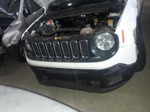 (2) Sucata Jeep Renegade 1.8 2015 (retirada Peças)