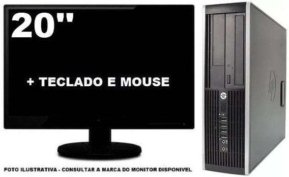 Computador Hp 8200 Core I5 8gb 500gb - Seminovo