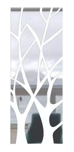 Imagem 1 de 3 de Espelho Decorativo Acrilico Galhos - 30x77 Cm Promoção