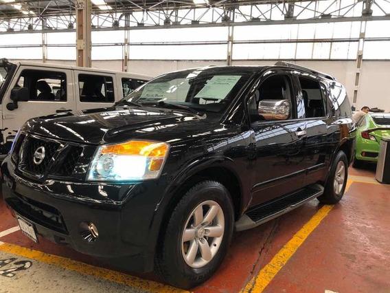 Nissan Armada 5.6 Se Piel Qc 4x2 At 2012