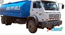 Servicios De Cisterna De Agua 11 Mil Litros