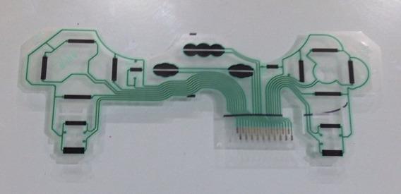 Controle Ps3 Flex Condutivo Botoes - Frete Grátis