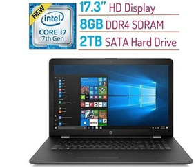 Laptop Hp Intel Core I7-7500u Cor Cinza