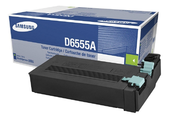 Cartucho De Toner Samsung Scx D6555a 80k Remanufaturado