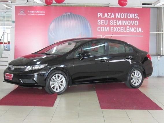 Civic 1.8 Lxs 16v Flex 4p Automático 79512km