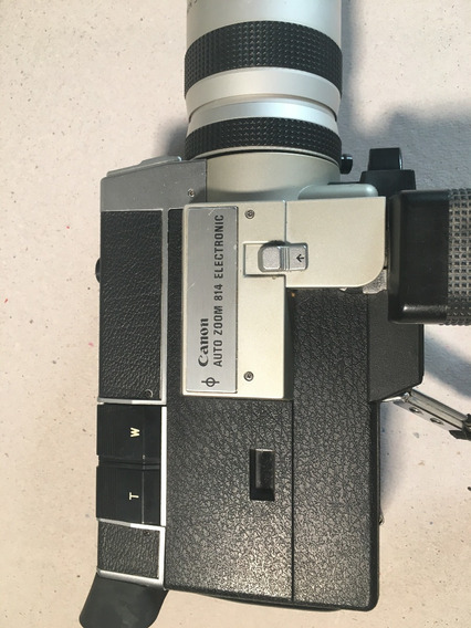 Camera Canon 814 Auto-zoom - Super8
