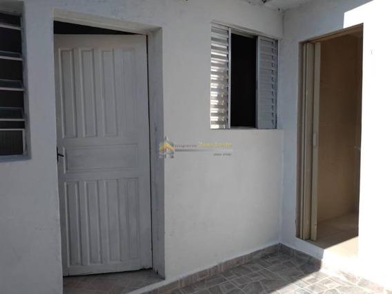 Casa Térrea Para Locação No Bairro Vila Formosa, 1 Dorm - 3948
