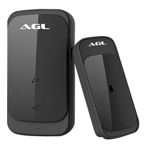 Campainha Residencial Agl Sem Fio Wifi Touch Screen 280 Mts
