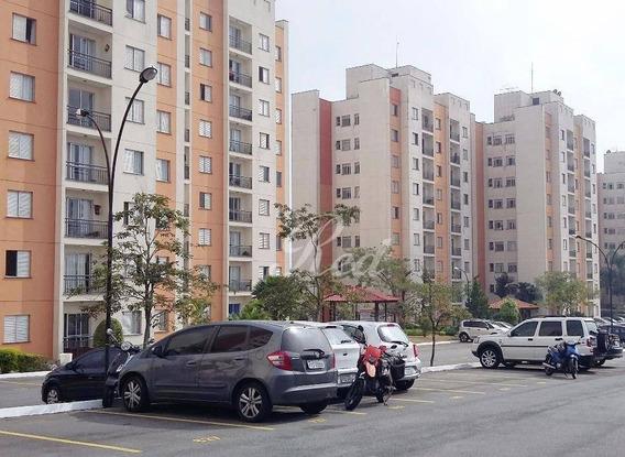 Apartamento - Cond. Viver Bem - Jd. Santa Helena - Suzano - Ap1449