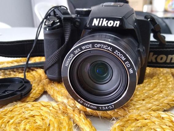 Câmera Nikon Coolpix P500