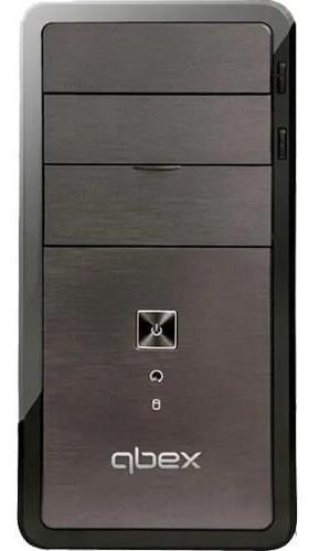 Pc Desktop Qbex Amd C-60 1ghz 4gb Hd160gb - Seminovo - Top!