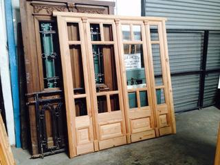 Elcarreton Portada Puerta 4 Hojas Pinotea V.griego 195x210cm