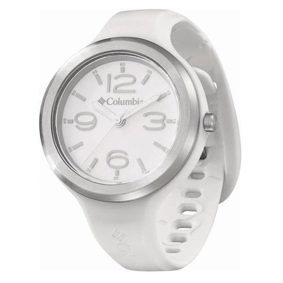 Relógio De Pulso Columbia Escapade - Branco