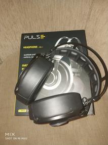 Headphone Premium Bluetooth Preto Pulse Multilaser Ph241