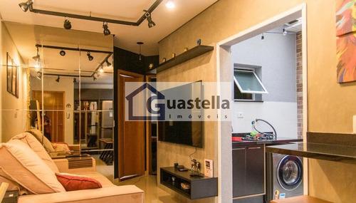 Imagem 1 de 15 de Apartamento Em Vila Pires  -  Santo André - 6349