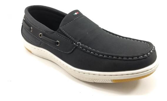 Zapato Hombre Nautico Massimo Chiesa Moda Modelo Alf 2020