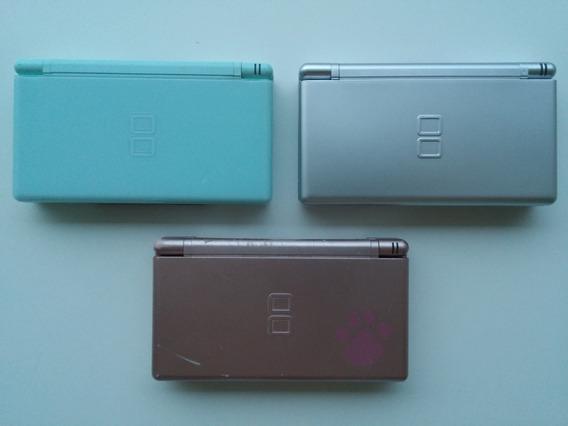 Nintendo Ds Lite + Caneta + Carregador Bi-volt + Garantia!!