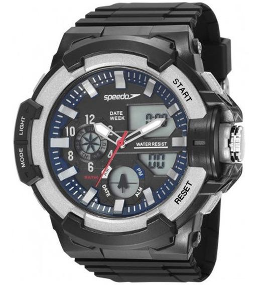 Relógio Speedo Masculino 81187g0evnp2 C/ Garantia E Nf