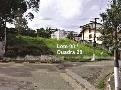 Terreno Em Parque Dos Príncipes, São Paulo/sp De 0m² À Venda Por R$ 370.000,00 - Te172506