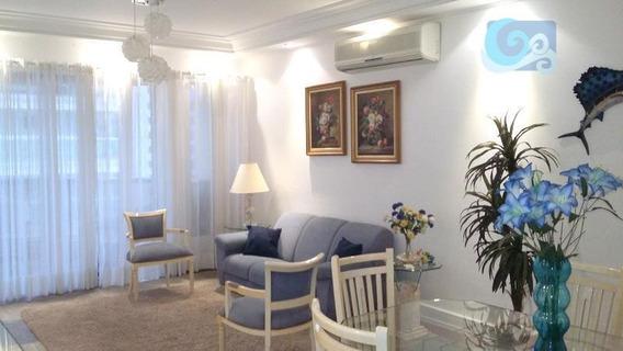 Apartamento Venda E Locação - Praia Da Enseada - Guarujá. - Ap4401