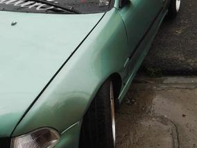 Honda Civic Vit2000 Verde 5 Puertas