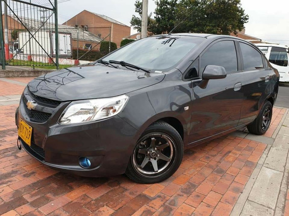 Chevrolet Sail Ls 2013