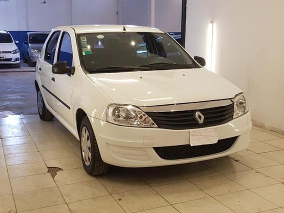 Renault Logan Gnc 5ta Financio