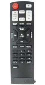 Controle Som Lg Akb73655731 Akb73655721 Smart Dj Jz