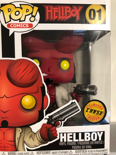 Hellboy Funko Pop! 01 Chase Edition