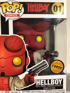 Hellboy Funko Pop! 01 Chase Edition