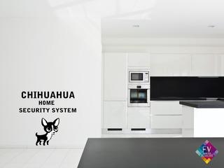 Vinil Decorativo Chihuahua