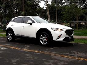 Alquiler Camioneta Mazda Cx3 Blanco - 2017