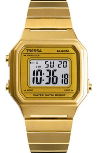 Reloj Tressa Mojito Acero Vintage Original Agente Oficial