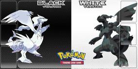Playmat Campo De Batalha Pokemon Tcg Black And White
