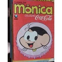 3 Gibis Da Turma Da Mônica, Coca Cola