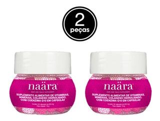 2 Un. Naara Hair And Nails Jeunesse - Super Promo