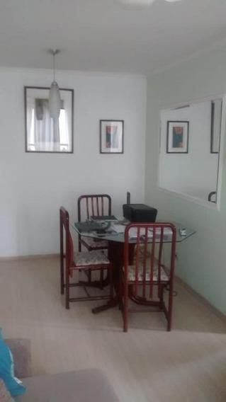 Apartamento Com 2 Dormitórios À Venda, 51 M² Por R$ 275.000 - Guarapiranga - São Paulo/sp - Ap2347