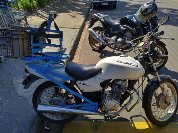 Honda Titan 125 Ks Cargo