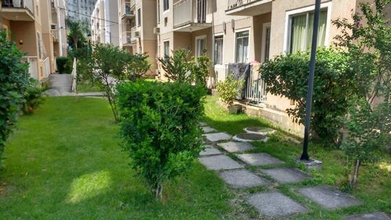 Apartamento Com 2 Dormitórios À Venda, 54 M² - Belford Roxo - Belford Roxo/rj - Ap0109