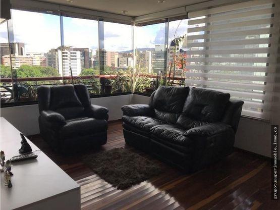 Apartamento En Venta El Bosque Country Club 3h- 3b- 2p