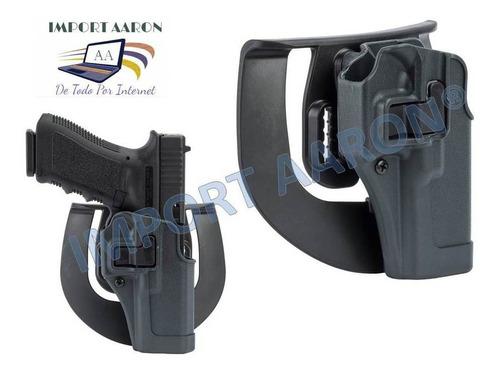 Imagen 1 de 5 de Funda Porta Pistola Glock