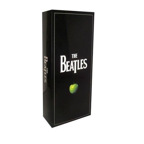 Cd The Beatles Stereo + Dvd
